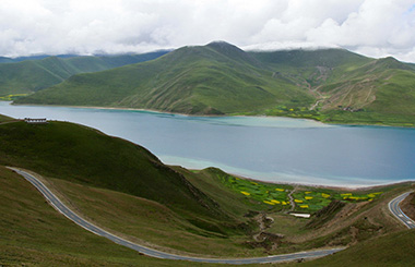 Lhasa Nam Tso Lake Tour