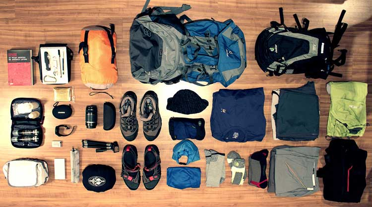 Trekking Equipments for Everest Base Camp Trek