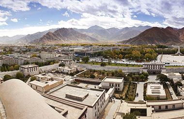 Kathmandu Lhasa City Tour