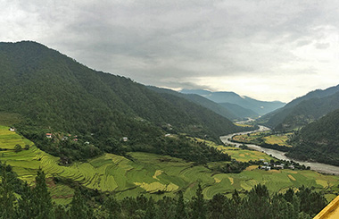 Punakha Domoche Trekking