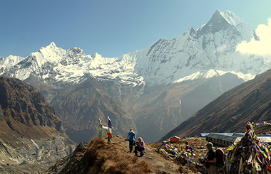 Tent (Tharpu Chuli) Peak Climbing