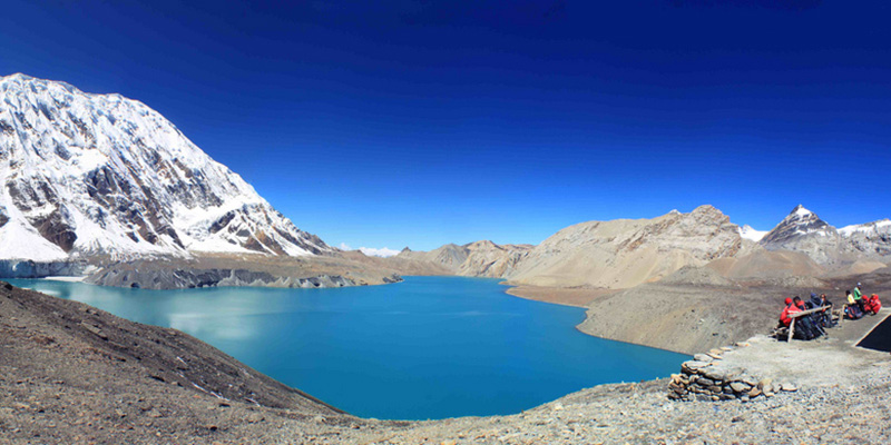 Tilicho Lake Trekking Highest Lake In The World