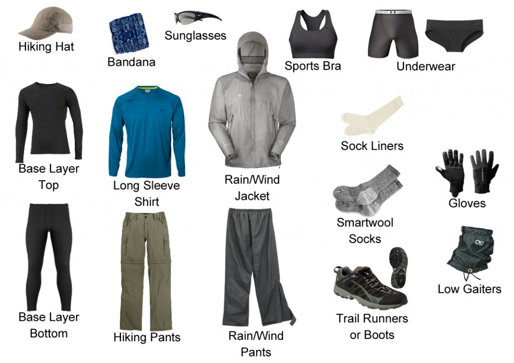 Clothes for Trekking in Nepal