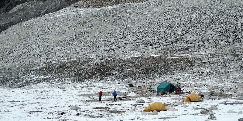 Amphu Lapcha Pass with Mera Peak Climb (2)