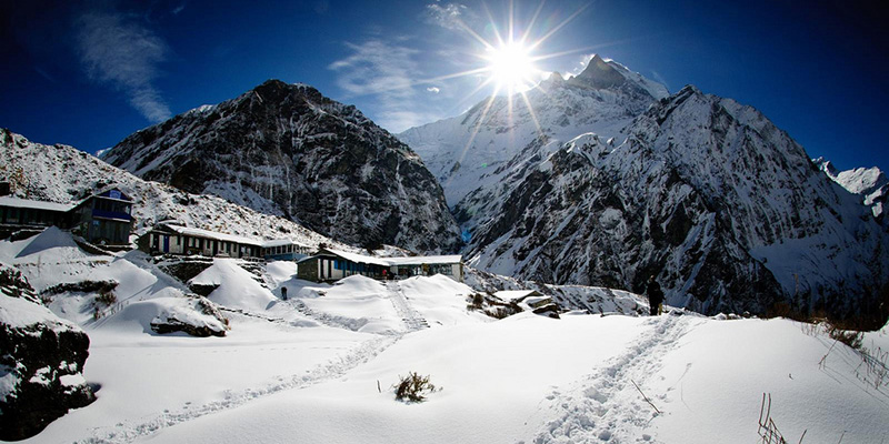Annapurna Base Camp Trek (1)