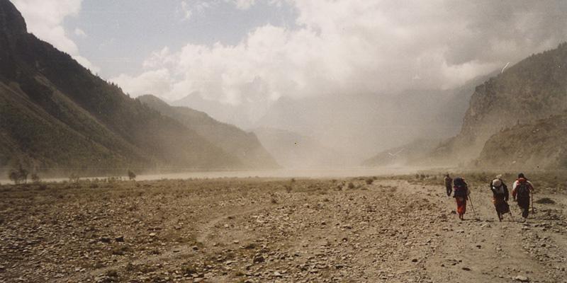 Annapurna Base Camp Trek (3)