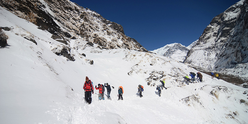 Annapurna Base Camp Trek (4)