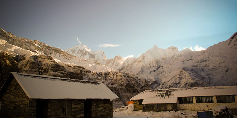 Annapurna Base Camp Trek (8)