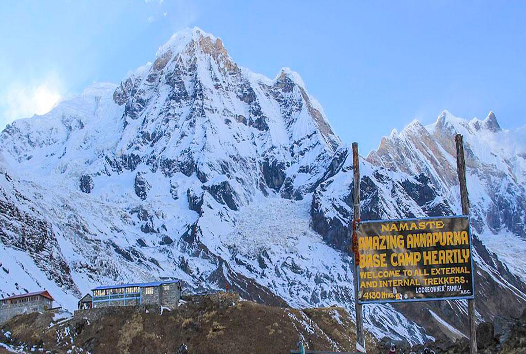 Annapurna Base Camp Trek Distance