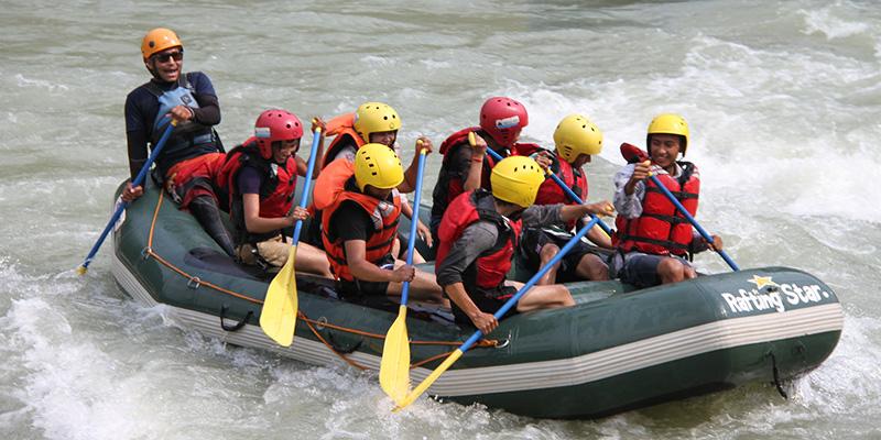 Bhotekoshi River Rafting (1)