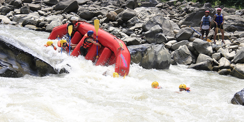 Bhotekoshi River Rafting (2)