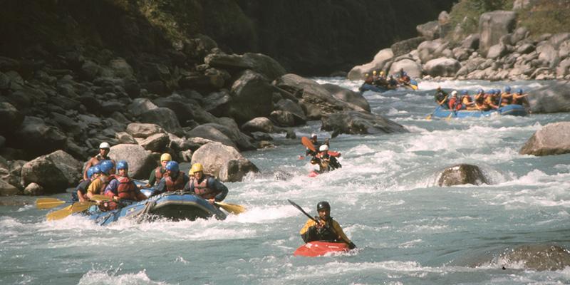 Bhotekoshi River Rafting (3)