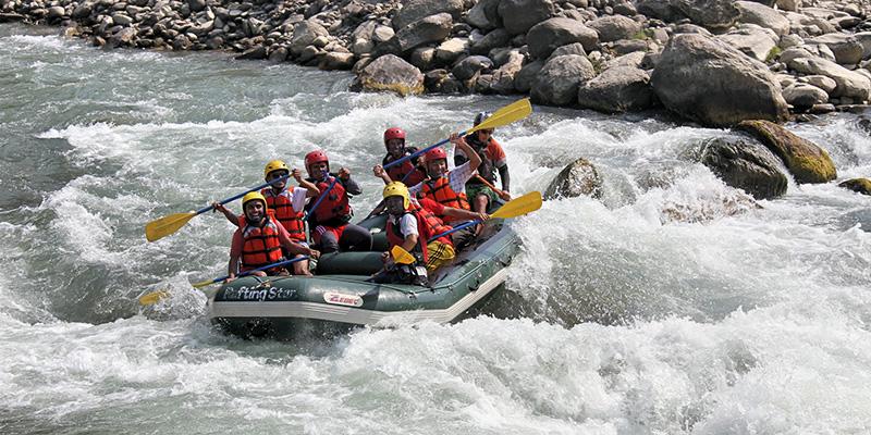 Bhotekoshi River Rafting (4)