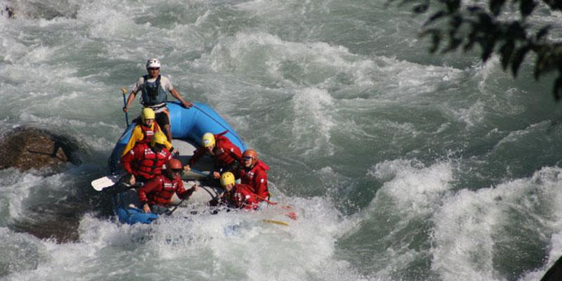 Bhotekoshi River Rafting (5)