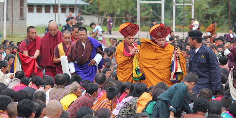 Bhutan Cultural Tours – 04 Days 03 Nights (1)