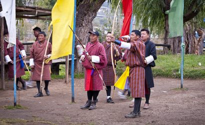 Bhutan Highlight Tour
