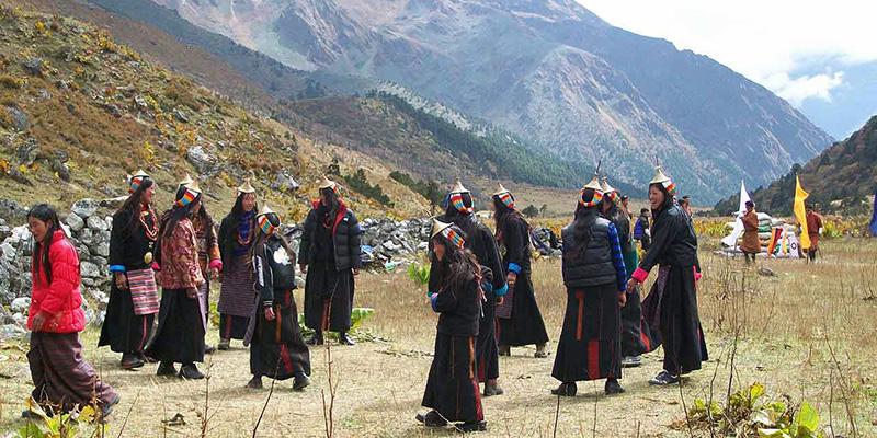 Chomolhari Trekking (6)