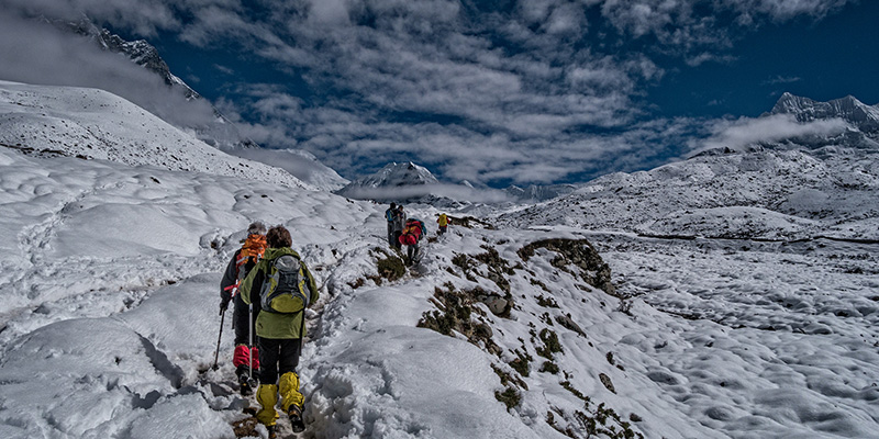 Everest Base Camp Trek with Island Peak Climbing (3)