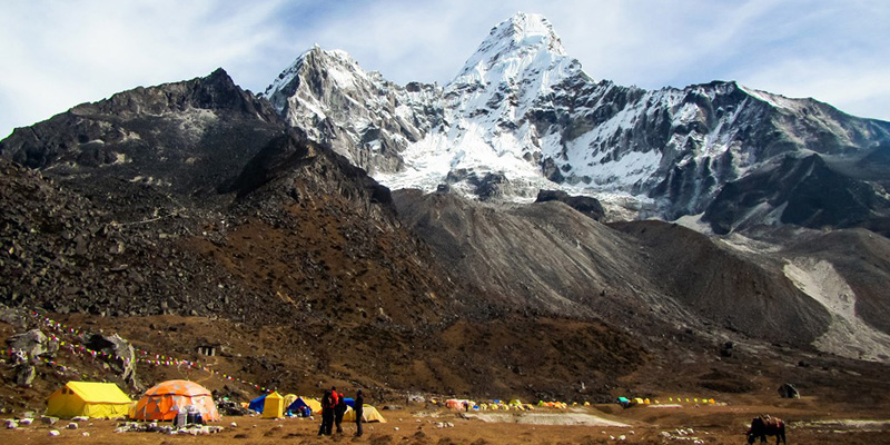 Everest Three Pass Trek (4)