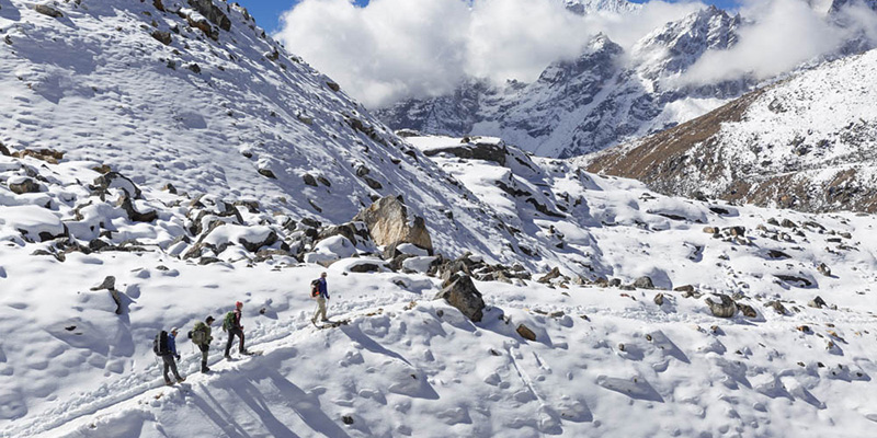 Everest Three Pass Trek (6)