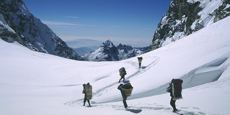 Ganjala Pass Trek (1)