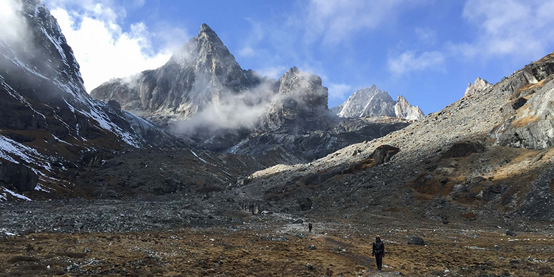 Gokyo and Cho La Pass Trek (1)