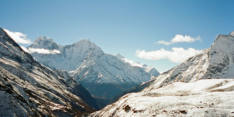Gokyo and Cho La Pass Trek (2)