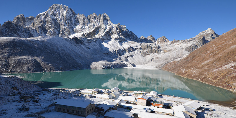 Gokyo and Cho La Pass Trek (5)