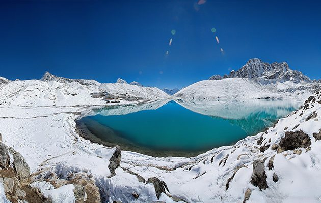 Gokyo and Cho La Pass Trek