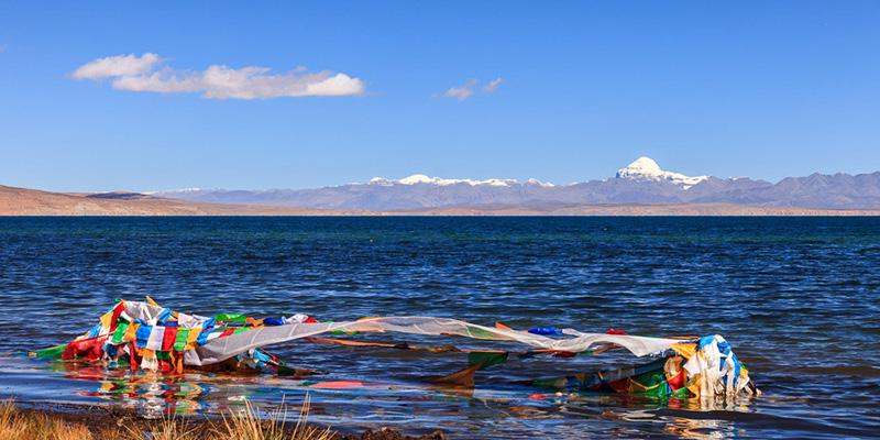 Lake Manasarovar & Mount Kailash
