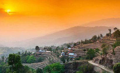 Kathmandu Nagarkot Tour Cover