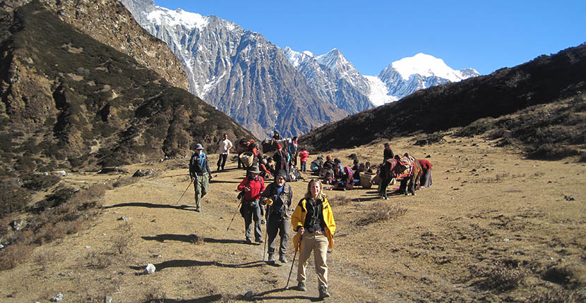 Langtang Circuit Trek Cover