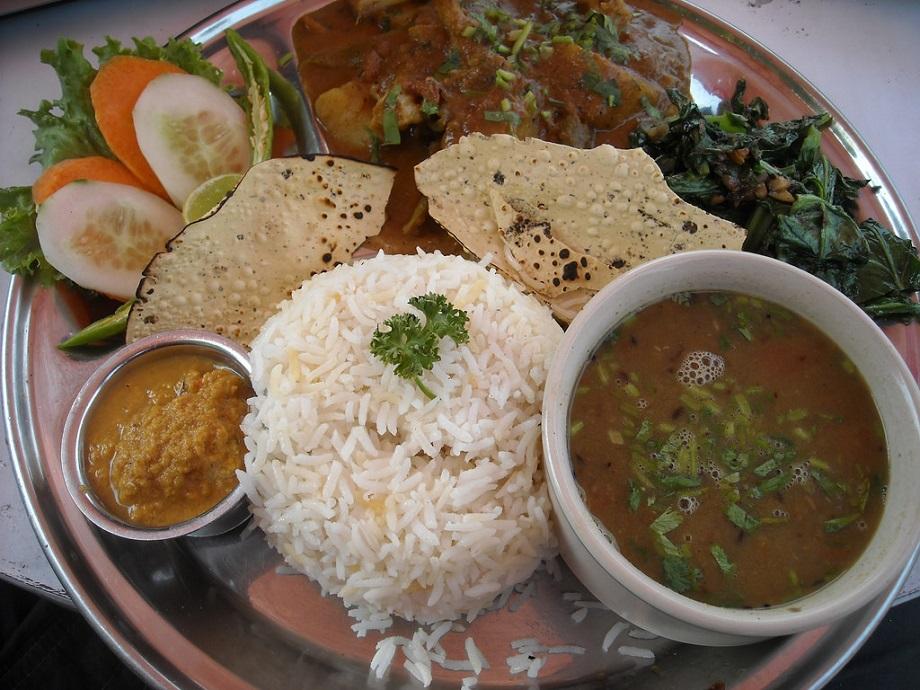 Nepalese Food