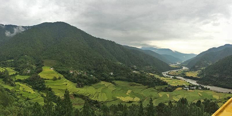 Punakha Domoche Trekking (4)