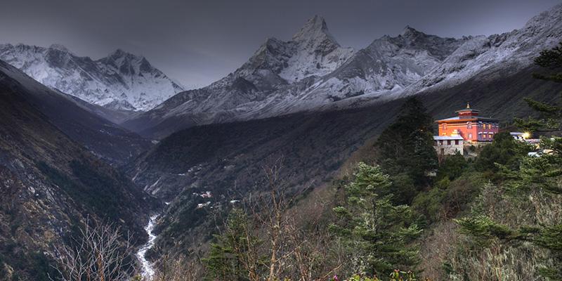 Tengboche-Monastery-Trek-II