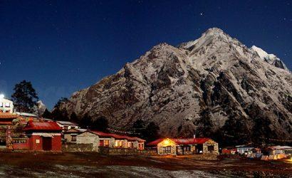 Tengboche Monastery Trek V