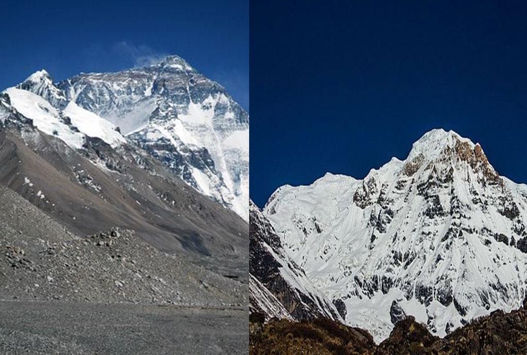 Annapurna v/s Everest Base Camp Trek