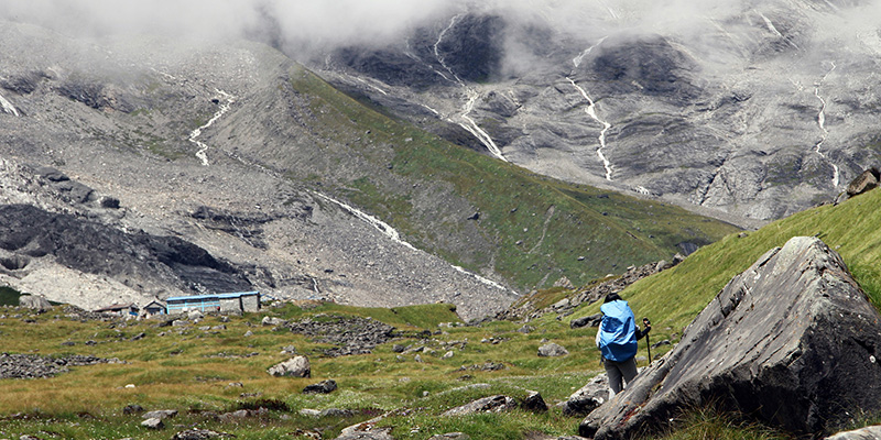 Annapurna Base Camp Distance