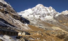Annapurna Base Camp Trek Weather in Autumn