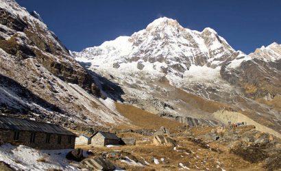 Annapurna Base Camp Trek Weather in Autumn