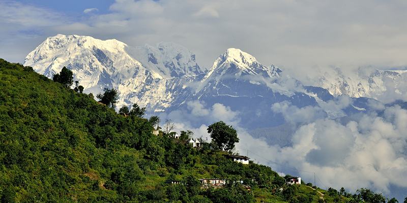 Annapurna Base Camp Trek with Helicopter Return
