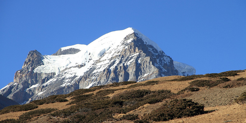 Chulu West Peak Climbing (1)