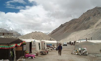 Everest Base Camp Tour From Lhasa