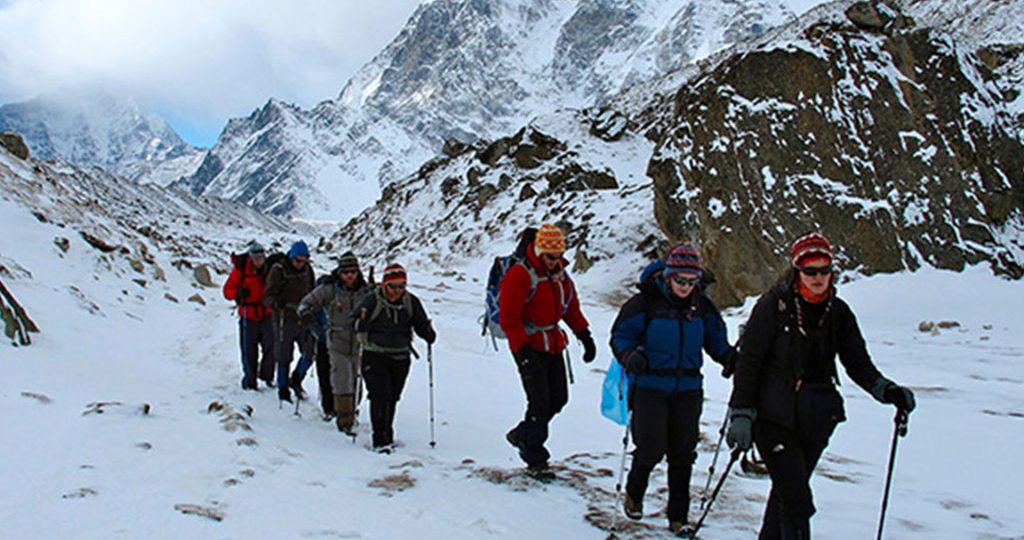 Everest Base Camp Training Plan