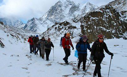 Everest Base Camp Training Plan