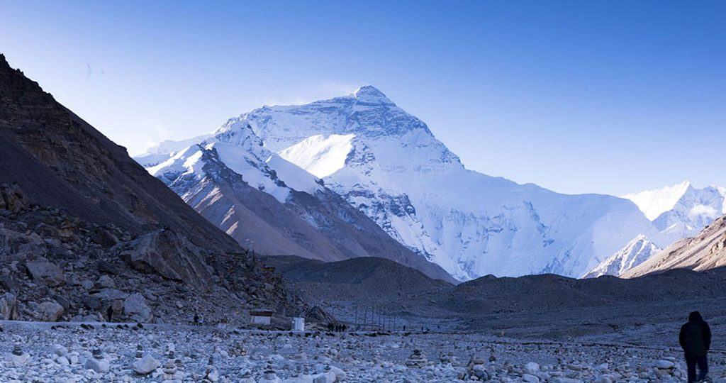 Everest Base Camp Weather in Autumn (September, October and November)