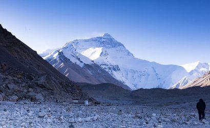 Everest Base Camp Weather in Autumn (September, October and November)