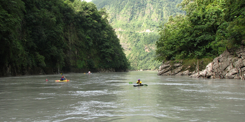 Kali Gandaki River Rafting (1)