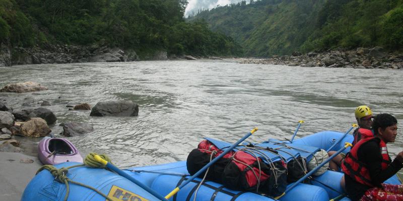 Kali Gandaki River Rafting (5)