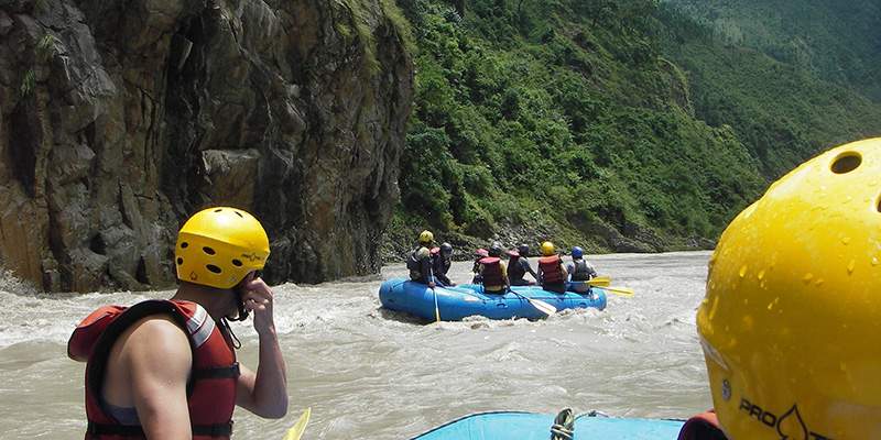 Karnali River Rafting (1)